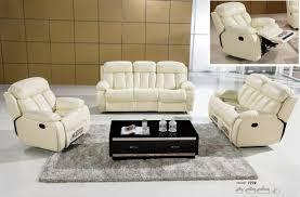 Recliner Leather Sofa Recliner Sofa