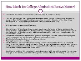 Communicating Your Story     Tips for Powerful College App Essays SlideShare