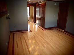Light Maple Laminate Flooring Installs Natural Accent Hardwood Floors
