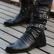 motorcycle boots buckle motorcycle boots style picture more detailed picture about cool