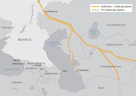 South Central Asia Map by Wiiw Research Report 367 Eu Gas Supplies Security Russian And Eu