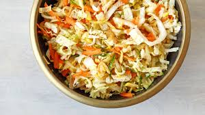 napa salad sesame soy napa cabbage slaw recipe tablespoon