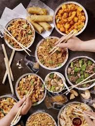 cuisine repas les applis de livraison de repas bousculent la cuisine chinoise
