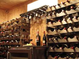 build your own refrigerated wine cabinet how to build a wine cellar hgtv
