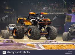 monster jam new trucks new orleans la usa 20th feb 2016 el toro loco monster truck