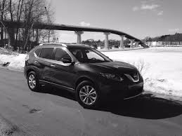black nissan rogue 2015 on the road review nissan rogue sv the ellsworth americanthe