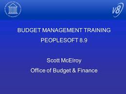 towson peoplesoft peoplesoft financials a whole new world budgeting and nvision