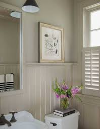 wainscoting ideas bathroom wainscoting in bathrooms complete ideas exle