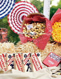 Personalized Cracker Jack Boxes Classic Cracker Jack Theme Party Hostess With The Mostess