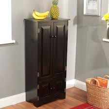 Black Storage Cabinet Tall Storage Cabinet Wood Black Tms Target