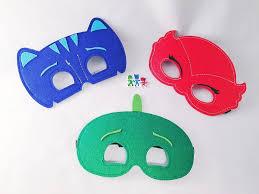 38 pj mask gekko catboy owlette super hero mask