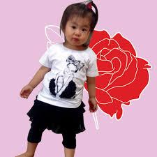 pasapas kids rakuten global market cute girls ballerina print