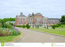 Kensington Pala Kensington Palace Stock Photo Image 43350410