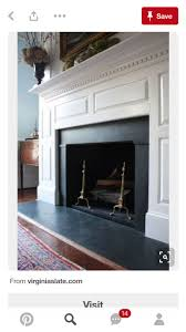 slate fireplace binhminh decoration