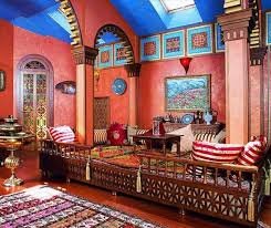 Moroccan Style Home Accessories And Materials For Moroccan - Moroccan interior design ideas