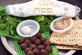 seder plate ingredients passover seder plate holidays stock image image 55152521