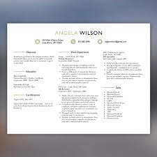 Creative Cosmetology Resume Creative Resume Template Professional Resume Instant Download