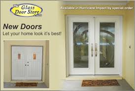 front glass doors for home hurricane impact glass doors for tampa florida hurricane protection