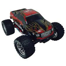 nitro rc monster trucks redcat racing 1 10 volcano s30 truck nitro rtr red towerhobbies com