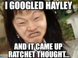 Ugly Smile Meme - i googled hayley ugly meme on memegen