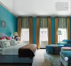 Turquoise Bedroom Ideas Turquoise Bedrooms Interiors By Color 9 Interior Decorating Ideas
