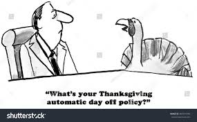 bw thanksgiving business about turkey stock illustration