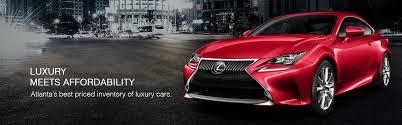 lexus of east kendall atlanta luxury motors serving metro atlanta ga