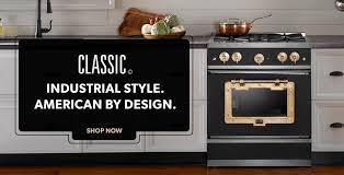 retro and professional kitchen appliances big chill