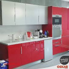 plinthe pour meuble de cuisine meuble cuisine avec four encastrable pour idees de deco de cuisine