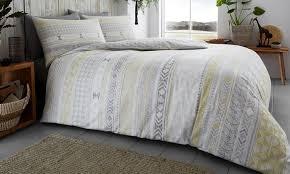 Brushed Cotton Duvet Covers 64 Off Brushed Cotton Duvet Cover Set Groupon