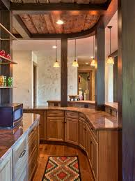 Cleaning Wood Kitchen Cabinets Kitchen Island Countertops Pictures U0026 Ideas From Hgtv Hgtv