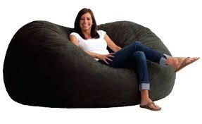 big bean bag chairs 4 lounger giant bean bag chair u2013 monplancul info
