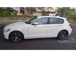 white bmw 1 series sport bmw 118i 2014 sport 1 6 in selangor automatic hatchback white for