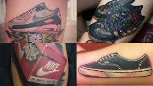 best sneaker tattoos sole collector