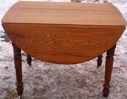 Oak Drop Leaf Table Oak Drop Leaf Table Sanblasferry