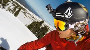 best helmet mounted light how to mount an action cam and mic to a helmet videomaker com