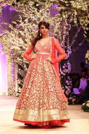 2 outclass indian designer dress collection for wedding