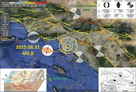 Newport Inglewood Fault Map Earthquake Straight Out Of Compton Jay Patton Online