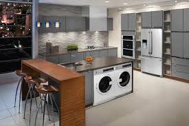 Washing Machine In Kitchen Design Apartment Size Washing Machine Houzz Design Ideas Rogersville Us