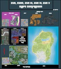 La Crime Map General Gta U0027s Maps Comparison Grand Theft Auto Series Gtaforums