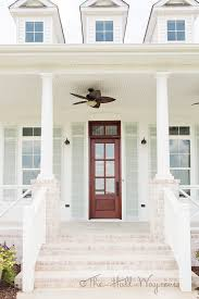 southern living home plans eastover cottage home plan