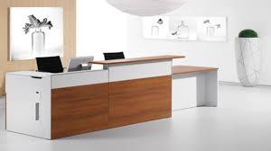Modern Reception Desks by Affordable Office Desk Modern Reception Desk Office Reception