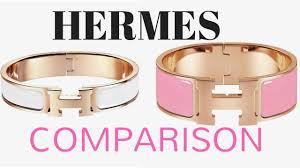 hermes bracelet images Hermes clic h vs clic clac bracelet comparison jpg