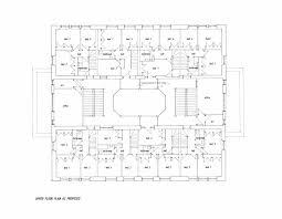 upper floor plan bespoke home builders in scotland