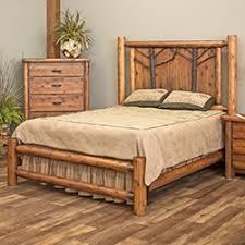 Rustic Log Bedroom Furniture Rustic Bedroom Furniture Barnwood U0026 Log Bedroom Furniture