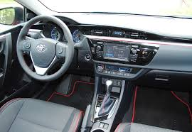 2016 toyota corolla review 2016 toyota corolla s special edition test drive review