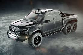 Ford Raptor Truck Trend - hennessey teases 2017 ford f 150 raptor 6x6