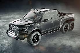 Ford Raptor Orange - hennessey teases 2017 ford f 150 raptor 6x6