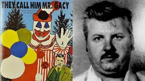 john wayne gacy clown paintings other artwork to hit auction