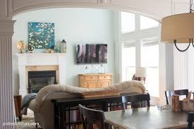 Ways To Update Your Living Room Without Breaking The Bank - Family room paint